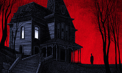 21 Alternative Horror Film Posters